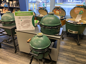 Big Green Egg Smoker Sizes Daytona