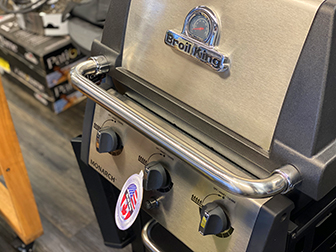 Daytona Gas and Grills Broil King